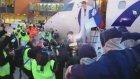 Slovenya Milli Takımı'na müthiş karşılama