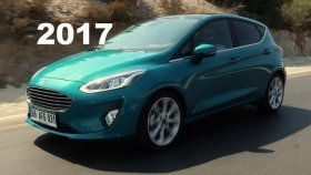 Test - Ford Fiesta (2017)