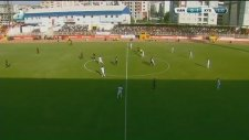 Van Büyükşehir Belediyesi 0-1 Kayserispor (Gol: Asamoah Gyan)