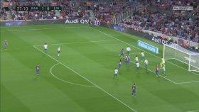 Barcelona 6-1 Eibar (Maç Özeti - 19 Eylül 2017)