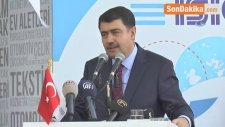 Bakan Bülent Tüfenkci, Ahilik Haftası'nda Şed Kuşandı
