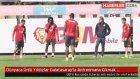Dünyaca Ünlü Yıldızlar Galatasaray'la Antrenmana Çıkmak İstiyor