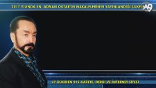 Adnan Oktar Kimdir? Dünya Çapında Yayınlanan Makaleleri