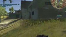 Battlefield 2 oynuyor