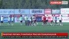 Beşiktaşlı Adriano, Fenerbahçe Maçında Oynayamayacak