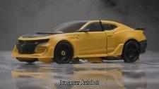 Bumblebee Turbo Changers Hızlı Dönüşen Figür Reklam Filmi