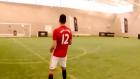 Manchester Unitedlı yıldız bu vuruşuyla alay konusu oldu