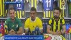 Mehmet Ekici ve Nabil Dirar'ın Basın Toplantısı ve İmza Günü (21 Eylül 2017)