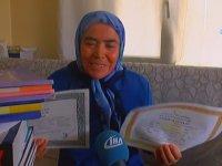 72 Yaşında Lise Mezunu Olmaya Çalışmak