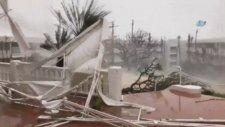 Maria Kasırgasının Dominik Cumhuriyetini Vurması