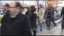 Metroda Bomba Şakası