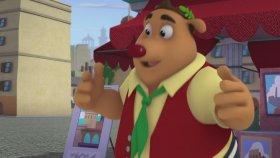 Mickey ve Çılgın Yarışçılar - Goofy Gazı