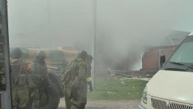 Rus Tipi Polis Müdahalesi