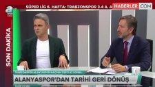 Trabzonspor, 3-0 Öne Geçtiği Maçta Alanyaspor'a 4-3 Yenildi
