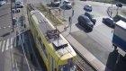 Dalgın Kadını Tramvayın Ezmesi