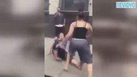 Erkek Kavgasını Gölgede Bırakan Kız Kavgası