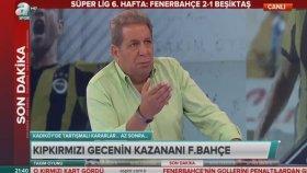 Fenerbahçe 2-1 Beşiktaş (Maç Sonu Değerlendirmeler)
