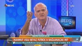 Ahmet Çakar: Mahmut Uslu Sen Kimsin Ulan