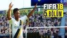 ALEX AMERİKA YOLCUSU ! | FIFA 18 YOLCULUK TÜRKÇE BÖLÜM 5