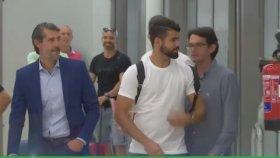 """Diego Costa: """"Atletico Madrid benim evim"""""""