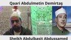 Dünyaca Ünlü Qaari Sheikh Abdulbasit Abdussamed Taklidi. Zümer Suresi. Okuyan Hafız Metin Demirtaş.