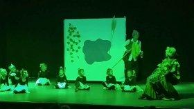 """Elifin Rusça Tiyatro oyunu, Elif """"Artemon"""" oluyor. Antalya Kemere gidiyoruz"""