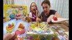 Monster Torte, Renkleri Önce Toplayan Kazanır, Eğlenceli Çocuk Videosu, Toys Unboxing
