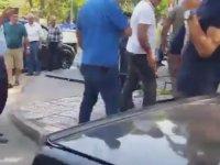 Samsun'da Yaşlı Kadın'ın İncirlerine El Konulması - (Zabıta ve Polis İçerir)