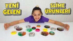 Yeni Gelen Slime Ürünlerini İnceledik !! Hepsini Karıştırıp Çorba Yaptık