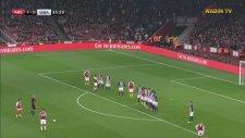 Arsenal 2-0 West Bromwich Albion (Maç Özeti  - 25 Eylül 2017)