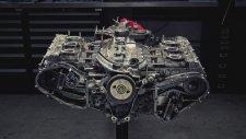 Meraklıları İçin Parçalarına Ayrılan Porsche 911 Motoru!