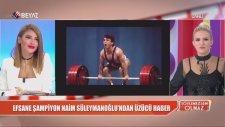 Naim Süleymanoğlu Anısı Nihat Doğan'ı Ağlattı! (26 Eylül 2017)