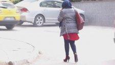 Topuklu Ayakkabı Giyen Tayt Giyen Daracık Elbise Giyen Bide Utanmadan Başörtü Takan Ke-Efirler