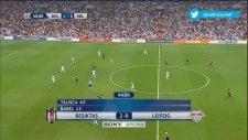 Beşiktaş 2-0 RB Leipzig (Maç Özeti - 26 Eylül 2017)