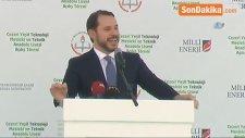 Enerji Bakanı Berat Albayrak: