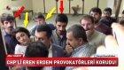 CHP'li Eren Erdem'in Arkasına Saklanan Provokatorler