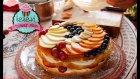 Meyveli Yaş Pasta / Pratik ve Hafif Doğum Günü Pastam | Ayşenur Altan Yemek Tarifleri