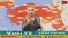 Osmanlı TV'de Misak-ı Milli Hava Durumu Sunumu