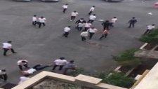 Ataköy Anadolu Lisesi'nde Dehşet Anlarının Kameraya Yansıması