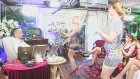 Mini Etekli Kediciklerin Etkileyici Dansı