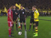 Borussia Dortmund Kalecisi Roman Bürki'nin Totemi