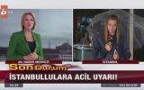 ATV'nin Sahte Yağmur Yağdırması