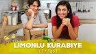 Limonlu Kurabiye (1+ Yaş) - Portakalbahcem.com'dan Limon Geldi! | İki Anne Bir Mutfak