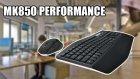 Aynı Anda 3 Bilgisayarı Kontrol Edin! Mk850 Performance İnceleme!