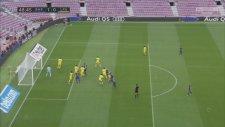 Barcelona 1-0 Las Palmas (Gol: Busquets)