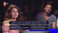 Messi'yi Fenerbahçe'de Zanneden Yarışmacısı - Kim Milyoner Olmak İster