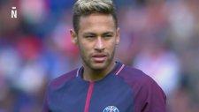 Neymar'dan muhteşem frikik golü