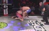 Chris Jericho'nun Yengeç Hareketiyle Maçı Kazanması
