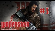 Aya Yolculuk ! |  Wolfenstein: The New Order Türkçe Bölüm 5