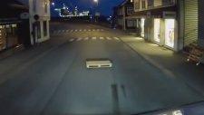 Norveç Polisinin Gece Devriyesinde Karşılaştığı Zorlu Olay